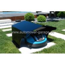 Rasenroboter Garage Standard Mähroboter  Bild 1