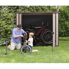 Keter Fahrradbox Bike and More,Aufbewahrungsbox Bild 1