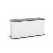 KIS Gartenbox Karisma Weiß-Grau,Aufbewahrungsbox  Bild 1