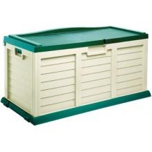 Kissenbox XXL Gartenbox Auflagenbox Aufbewahrungsbox Bild 1