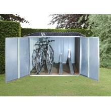 Tepro 7165 Fahrradbox bis 4 Fahrräder,Aufbewahrungsbox Bild 1