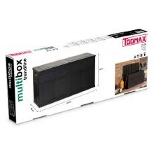 Toomax Kissenbox Multibox Trend Line, Auflagenbox  Bild 1