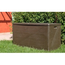 Toomax Kissenbox Multibox Wood 420, Auflagenbox  Bild 1