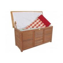 Kissenbox aus Eukalyptus Auflagenbox,Gartenmoebel.de Bild 1