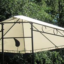 Gartenpavillon, 3 x 3 m, Bubble Store Bild 1
