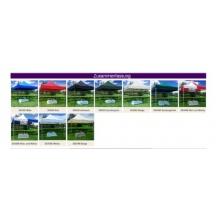 ZNL Faltzelt Gartenpavillon Wasserdicht 3x3m Bild 1