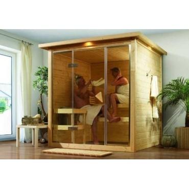 alabasta 1 karibu gartensauna ohne ofen test. Black Bedroom Furniture Sets. Home Design Ideas