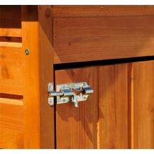 Holz Gerätehaus Geräteschuppen homcom Bild 1