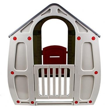 tobitoys kinderspielhaus f r drau en test. Black Bedroom Furniture Sets. Home Design Ideas
