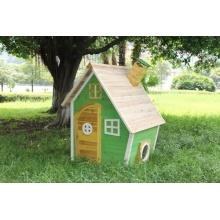 Holzfussboden für Kinderspielhäuser Mia und Ben Bild 1
