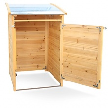 Habau Mülltonnenverkleidung Mülltonnenbox 240 Bild 1