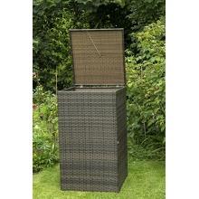 Mülltonnenbox für Tonnen bis 120L,gartenmoebel-einkauf Bild 1