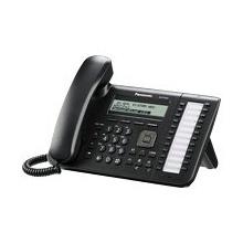 Panasonic KX-UT133NE-B SIP Telefon Bild 1