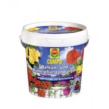 Compo Balkon- u Kübelpflanzendünger 1,2kg,Blumendünger Bild 1