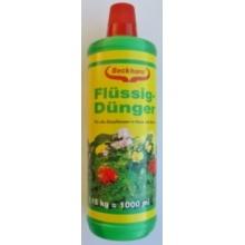 Flüssig-Blumendünger für alle Zierpflanzen 1 Liter Bild 1