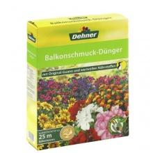 Dehner Balkonblumen-Dünger, 2.5 kg Bild 1