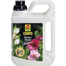 Blumendünger Compo mit Guano 2,5 Liter Bild 1