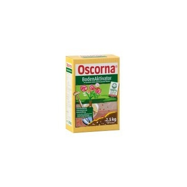 oscorna bodenaktivator 2 5 kg test. Black Bedroom Furniture Sets. Home Design Ideas