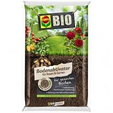 COMPO BIO Bodenaktivator für Rasen und Garten 10 kg Bild 1