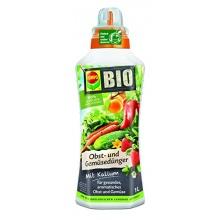 Compo 2224812004 Bio Obst und Gemüsedünger, 1 L Bild 1