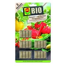 Compo Bio Tomaten u Gemüsedüngerstäbchen, 20 Stäbchen Bild 1
