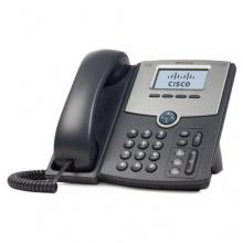 CISCO 1 Line IP Phone with Display PoE and Gigabit Bild 1