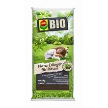 Compo Bio Naturdünger Rasen, 10,05 kg für 250m2 Bild 1