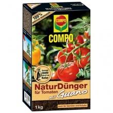 Compo 11996 NaturDünger für Tomaten mit Guano 1 kg Bild 1