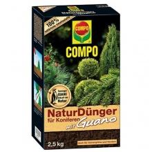 COMPO Naturdünger, für Koniferen mit Guano Bild 1