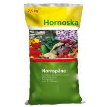 Hauert HBG Dünger Hornoska Hornspäne Naturdünger Bild 1