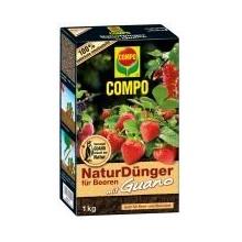 Compo 11995 NaturDünger für Beeren mit Guano 1 kg Bild 1