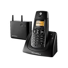 Motorola O101 DECT-Schnurlostelefon schwarz Bild 1