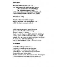 Obstdünger HIGHTECH düngen von Obst u Beeren,GREEN24 Bild 1