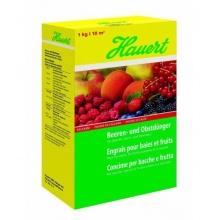 Hauert Beeren- und Obstdünger, 1 kg Karton Bild 1
