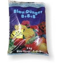 Blaudünger,20kg Blaukorn Gemüsedünger Obstdünger,GPI Bild 1