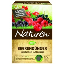 Naturen  Bio Beerendünger - 1,7 kg,Obstdünger Substral Bild 1