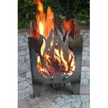 Feuerkorb Flamme XXL Bild 1