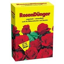 Rosendünger 2 x 2,5 kg von Green Partners Bild 1