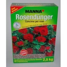 Manna Rosendünger 2,5 kg Bild 1