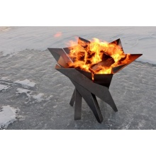 Svenskav Design-Feuerkorb Phoenix L Bild 1