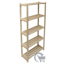Holz Regal 5 Böden,Anzuchtregal von Import Unternehmen Bild 1