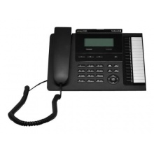 ELMEG S530 schwarz S0/Up0 Systemtelefon Bild 1