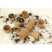 Kokos Anzuchttöpfe (24 Stück) von sell-out.eu Bild 1