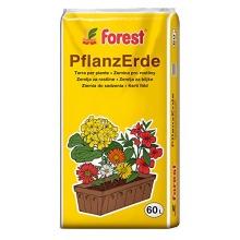 60 L Forest Blumenerde Pflanzenerde  Bild 1