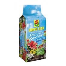 Compo 22200 Sana Qualitäts-Blumenerde, 25 L Bild 1