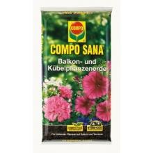 Compo Sana Balkon- u Kübelpflanzenerde 50L,Blumenerde Bild 1
