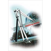 Dema Automatischer Fensteröffner FH 70 für Gewächshaus Bild 1