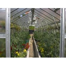 TOP Gewächshaus mit Glas stabil 3,03 x 4,50 m Bild 1