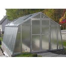 Top Gewächshaus mit Glas stabil 3,03 x 7,50 m Bild 1