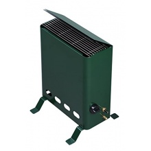 Tepro Gewächshausheizung mit Thermostat, Grün Bild 1